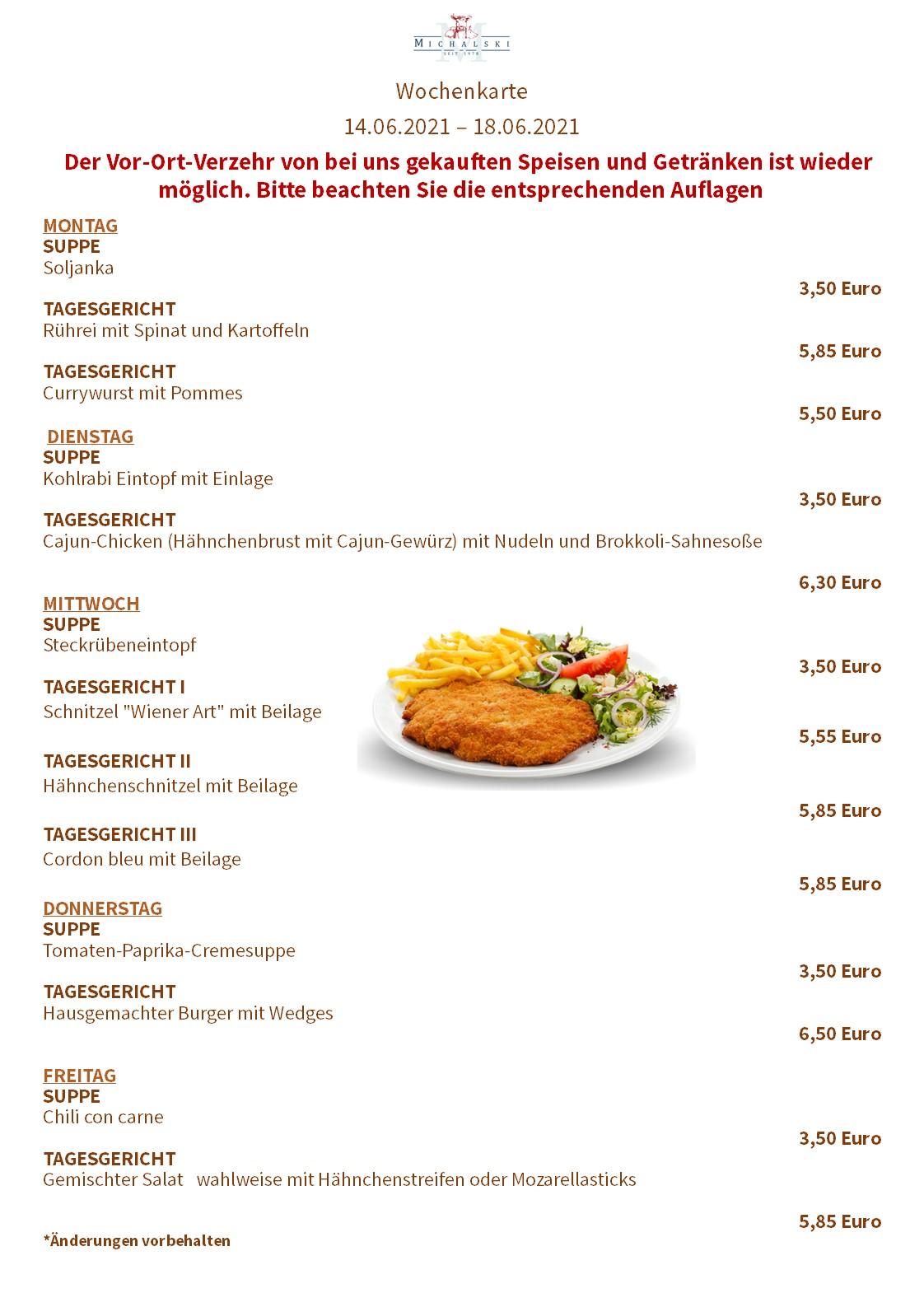 _Wochenkarte KW 24