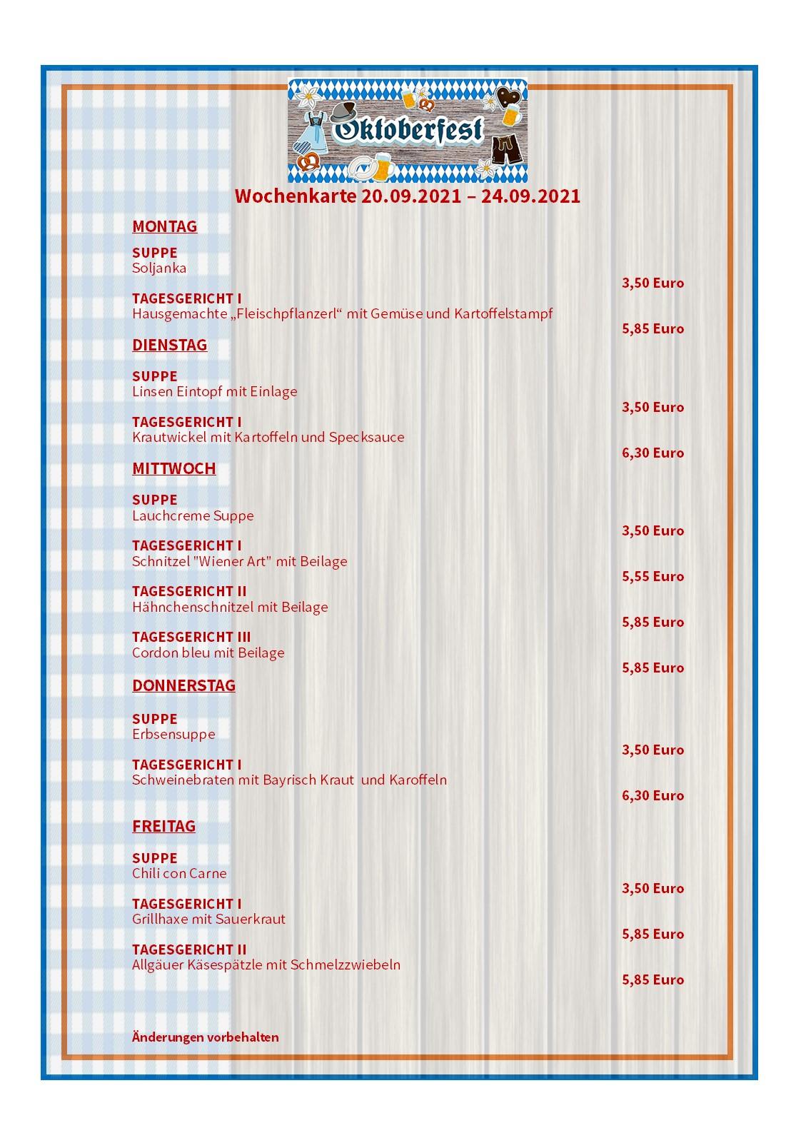 _Wochenkarte Oktoberfest KW38_2021